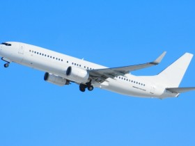 訪日外国人が乗る飛行機
