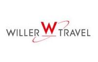 ウィラートラベル ロゴ