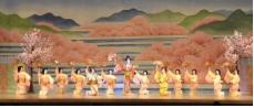 日本舞踊イメージ