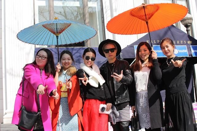 訪日外国人観光客とコンシェルジュ