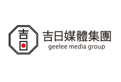ジーリーメディアグループ ロゴ