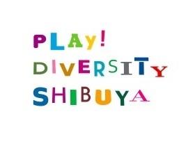 Play!Diversity Shibuya のロゴ