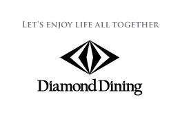 ダイヤモンドダイニング ロゴ