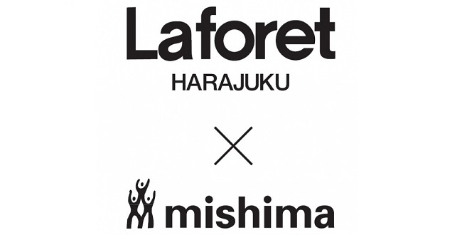 ラフォーレ原宿・三島食品 ロゴ