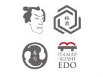 板前寿司江戸ロゴ