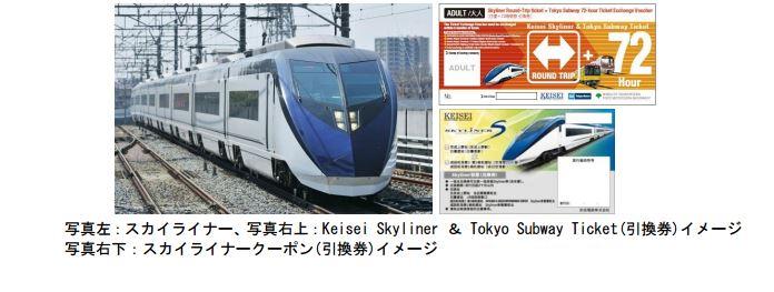 京成電鉄、訪日外国人向けの企画乗車券2種をマレーシアで発売