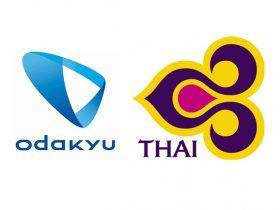 タイ国際航空とインバウンド向けキャンペーンを共催 小田急