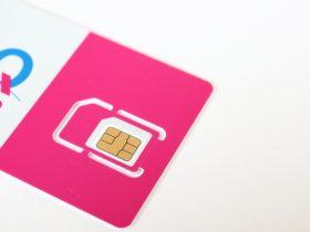 SIMカードのイメージ