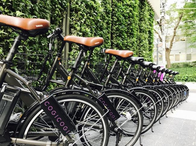 CoGICOGI自転車イメージ