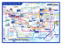 鉄道事業者6社が訪日外国人向け観光マップを共同制作